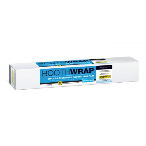 BoothWrap<sup>®</sup><br/>(Single Layer Bulk Material)